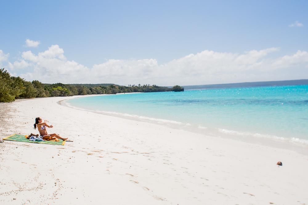 Luengoni beach - Kanaky